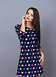 """Модное весеннее платье  - """"Инара"""" НОВИНКА  код 237, фото 4"""