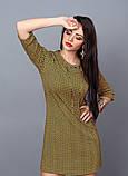 """Модное весеннее платье  - """"Инара"""" НОВИНКА  код 237, фото 7"""