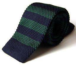 Вязаные галстуки