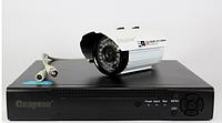 Комплект видеонаблюдения на 4 камеры  DVR KIT 6604