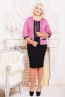 """Платье большего размера """"Марго"""" 58р., фото 1"""