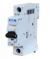 Автоматический выключатель Eaton (Moeller) PL4-C6/1, фото 1