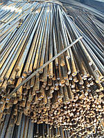 Арматура ф 12 стальная, строительная 12мм., мерная, 12 метровая, 6 метровая, 3 метра, А400-500,3пс.Арселор