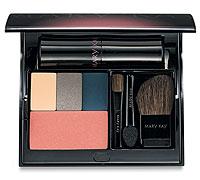Компактный футляр Mary Kay для пудры или теней, футляр для пудры, декоративная косметика
