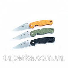 Нож складной Ganzo G7301 orange, фото 2