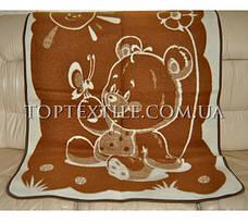 Vladi Детское одеяло шерстяное жаккардовое, фото 3