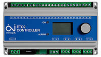 Терморегулятор для антиобледенения и снеготаяния OJ Electronics ETO2-4550 (для двух зон)