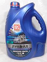 Дизельное масло 5W-40 полусинтетика Лукойл АВАНГАРД УЛЬТРА CI-4 5л