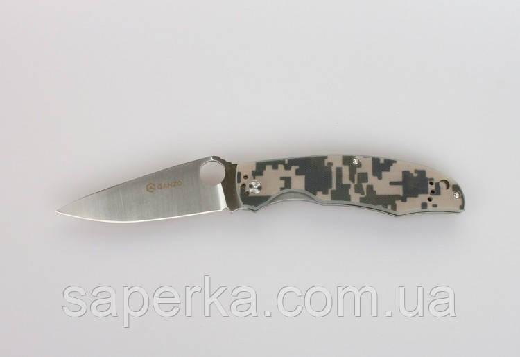 Нож складной Ganzo G732 camo