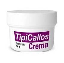 Крем от натоптышей и мозолей TipiCallos Crema