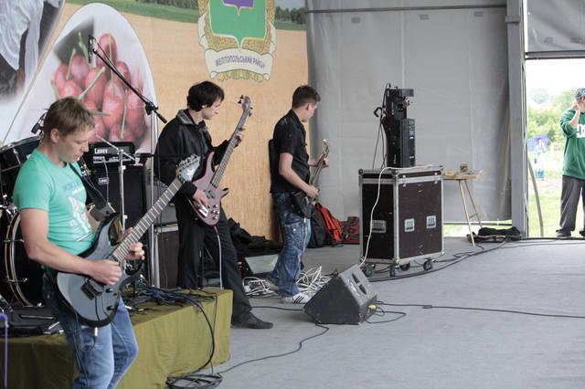 """Молодёжный фестиваль """"Поколение next"""" Мелитопольский район 2012г. -1"""