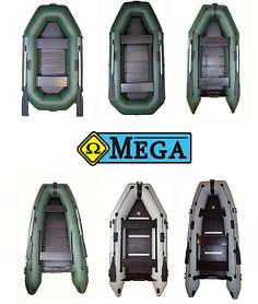 Надувные ПВХ лодки Омега