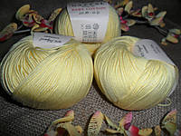 Gazzal Baby Cotton(Беби коттон) 3413 нежно-желтый
