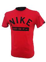 Футболка мужская Nike красная Турция