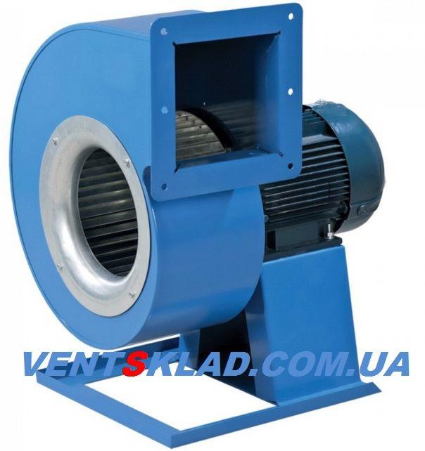 Вентилятор улитка промышленный центробежный до 1615 м3/час Вентс Вцун 200х93-0,55-4 ПР