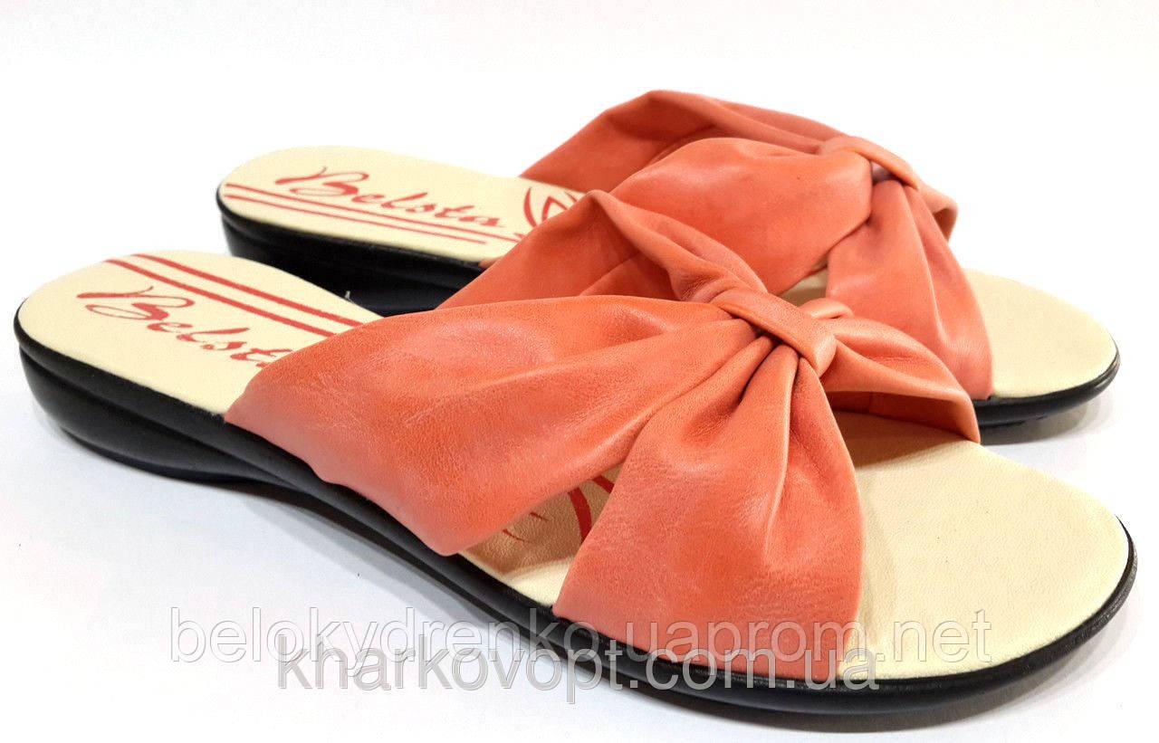 7b1f59a98 Кожаные тапочки Belsta : продажа, цена в Харькове. сандалии ...