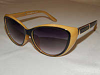 Солнцезащитные очки MARC JACOBS черно - горчичная оправа 751061