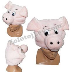 Карнавальная маска Поросенка