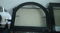 Дверка каминная арочная внутреняя (595х520)
