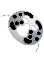 Электрод-«маска» с липкой поверхностью  к приборам Шубоши и Комфорт