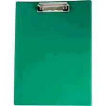 Кліпборд BUROMAX 3411-04 А4, PVC, зелений