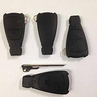 Корпус смарт ключа Mercedes большая рыбка 3 кнопки