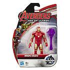 Фигурка Железный человек (Iron Man) высотой 10 см. Оригинал Hasbro B0976/B0437, фото 2