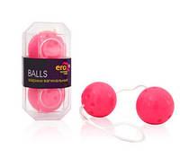 Шарики вагинальные Balls розовые