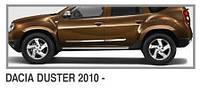 Renault Duster Молдинг дверной