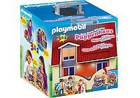 Конструктор Playmobil 5167 Переносной дом для кукол