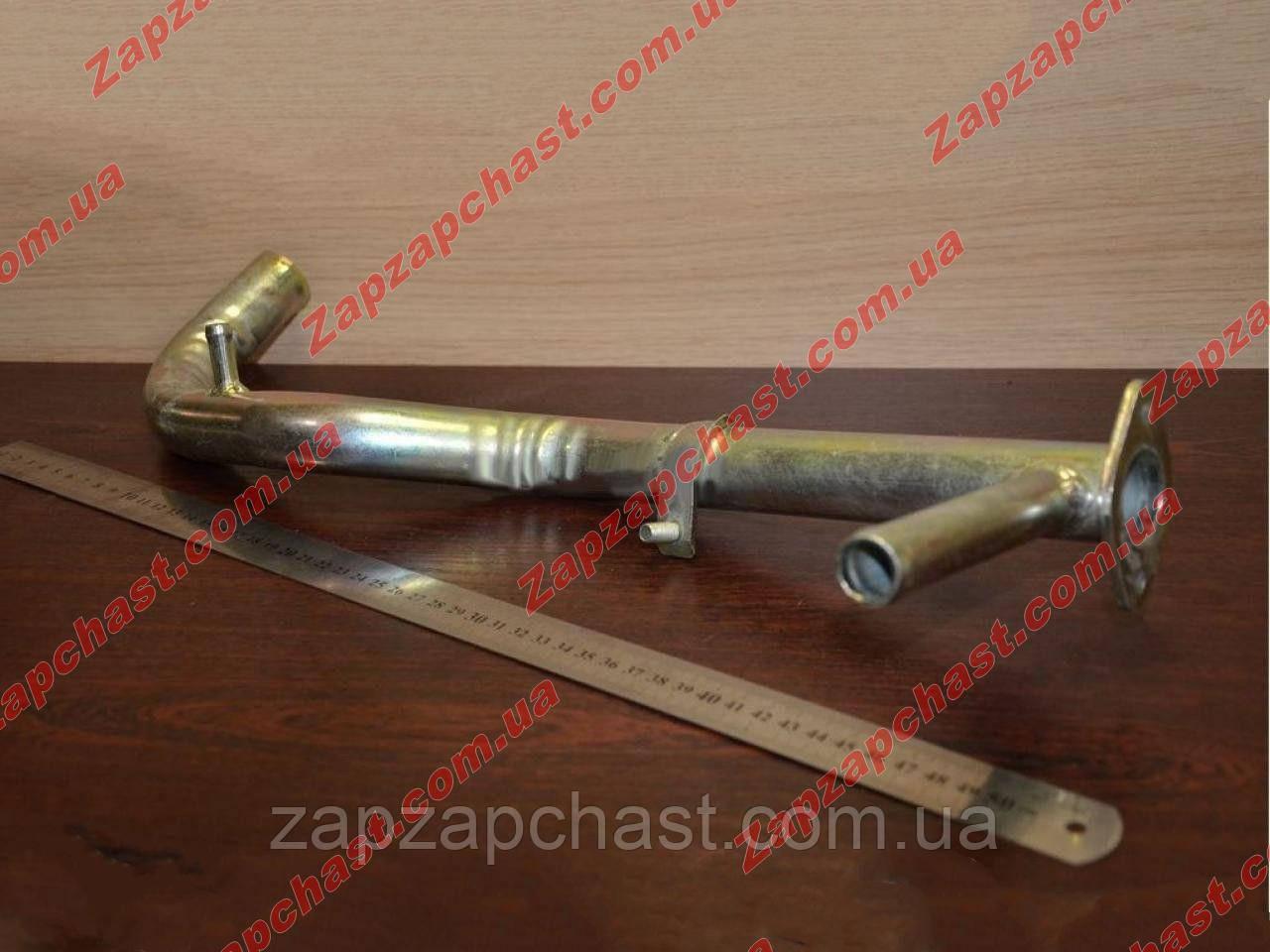 Трубка помпы (саксафон) Ваз 2108 2109 21099, производство Харьков ЖЕЛТАЯ