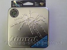Шнур рыболовный( нитка плетенка)DYNEEMA Spyder Tantal 125 м 0.14-(10кг), фото 2