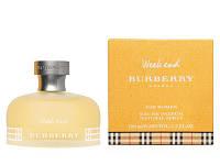 Женская парфюмированная вода Burberry Weekend