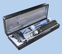 Ri-scope® отоскоп. L2, LED 3,5 В, рукоятка типа С с 2 литиевыми батарейками в комплекте