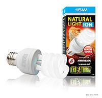 ExoTerra Natural Light Ion Флуоресцентная лампа ионизирующего излучения