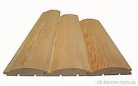 Вагонка деревянная сосна Блокхаус