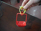 Микро чашечная поилка для перепелов, ниппельная поилка, фото 6