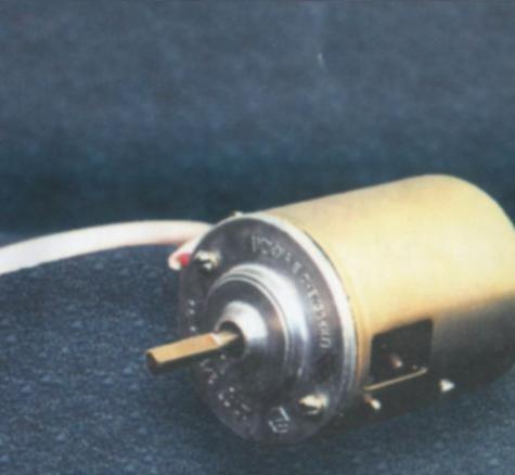 Электродвигатель постоянного тока ДП-77, ДП-80, двигатель коллекторный