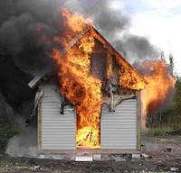 Вопрос о пожаробезопасности дома построенного из SIP панелей