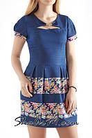 Платье джинсовое летнее, фото 1