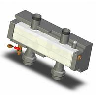 Гидравлическая стрелка Meibes V-UK / V-MK до 130 кВт