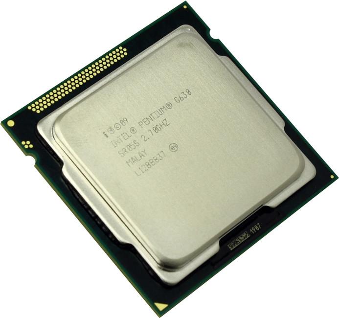 Процессор Intel Pentium G630 BX80623G630 2.7GHz Tray Б/У