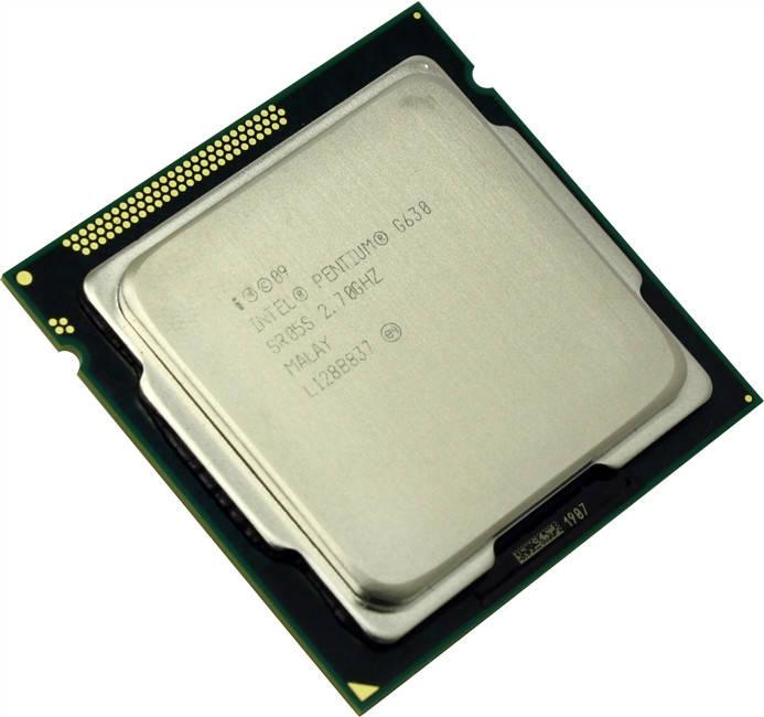"""Процессор Intel Pentium G630 2.7GHz  Б\У """"Over-Stock"""""""
