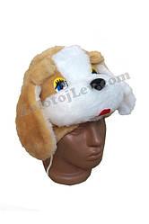 Карнавальная маска Собаки