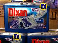 """Гель+ порошок в капсулах """" Dixan """"  Универсальный 16шт. ( двойная капсула ) Henkel"""