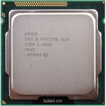 "Процессор Intel Pentium G620 BX80623G620 2.6GHz ""Over-Stock"" Б/У"
