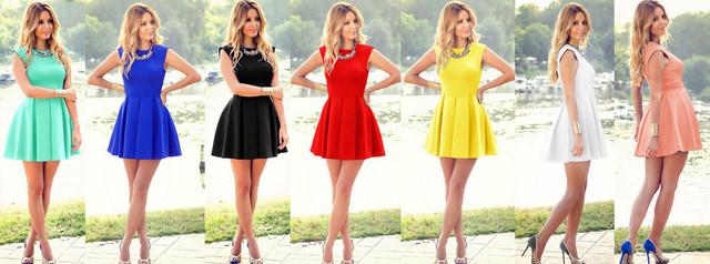 Жіночі сукні, туніки