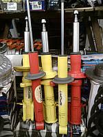 Стойки (амортизаторы) передней подвески газовые ВАЗ 1119 ПЛАЗА SPORT -50мм (под бочкообразную пружину)