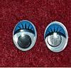 Глазки с ресничками 14256