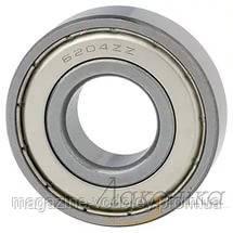 Подшипник 6201 NSK ZZ (12*32*10) метал. обойма
